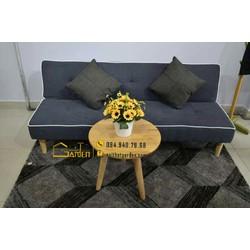 ghế sofa gia đình- sofa giường đa năng - bật thành giường nằm- dài 1m7