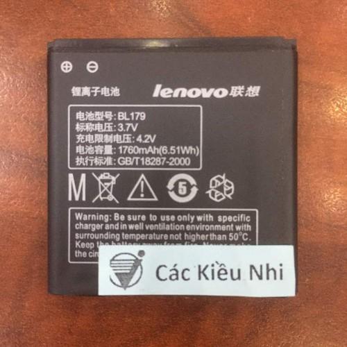 Pin Lenovo A698T - BL179 - 4995748 , 9082124 , 15_9082124 , 144000 , Pin-Lenovo-A698T-BL179-15_9082124 , sendo.vn , Pin Lenovo A698T - BL179