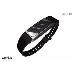 Máy đeo tay y tế thông minh 4.0 helo lx - màu đen