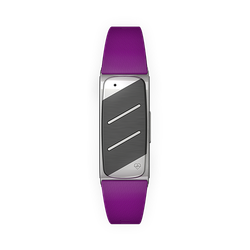 Máy đeo tay y tế thông minh 4.0 helo lx - MÀU TÍM