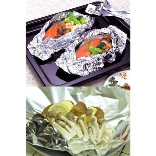 Màng nhôm bọc thực phẩm 25cm x 8m hàng nhập khẩu Nhật Bản