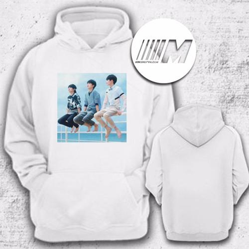 Áo hoodie dài tay TF Boys
