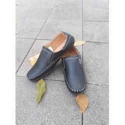 Giày da mọi lười nam