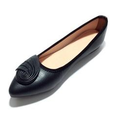 Giày Búp Bê Nữ Da Mềm Cao Cấp Mũi Nhọn Xinh Xắn-MS07VN2126