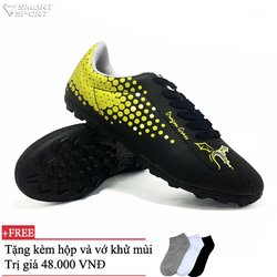 Giày đá bóng COAVU xanh đen - nhà phân phối sp chính từ hãng