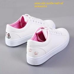 Giày sneaker nữ cá Tính Siêu Đẹp
