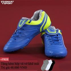 Giày đá bóng Prowin xanh dương - nhà phân phối chính từ hãng