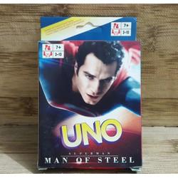 Bài Uno Superman