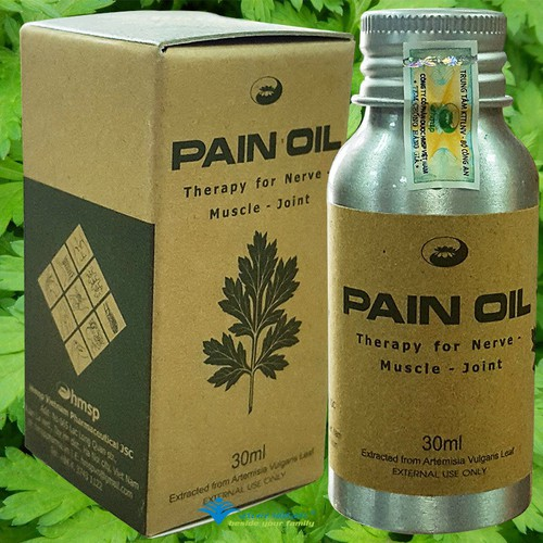 Tinh dầu ngải cứu Pain Oil 30ml