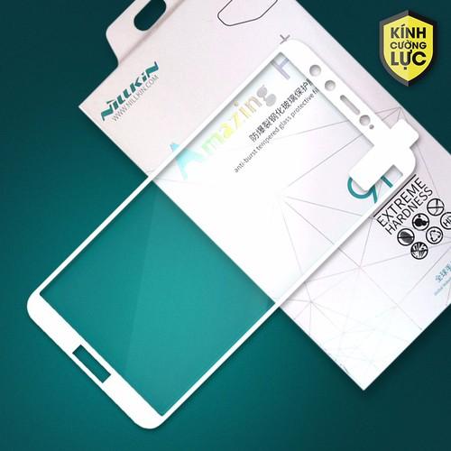 Kính cường lực Huawei Honor 9 Lite Full Nillkin trắng