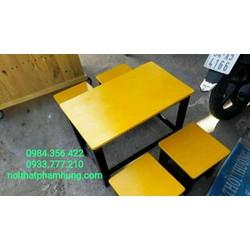 bàn ghế gỗ giá rẻ thanh lý