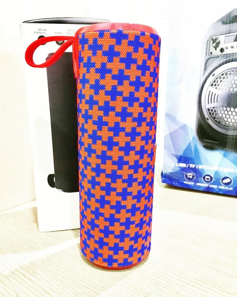 Loa Bluetooth Bass Vi Tính Âm Thanh NổiHIFI Stereo SpeakerPKCB-126 9