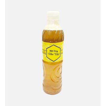 Mật ong hoa vải 500ml - Đảm bảo mật ong nguyên chất