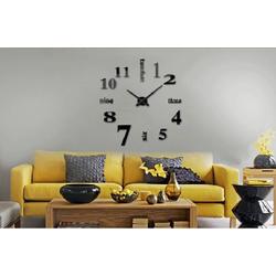 Đồng hồ dán treo tường nghệ thuật