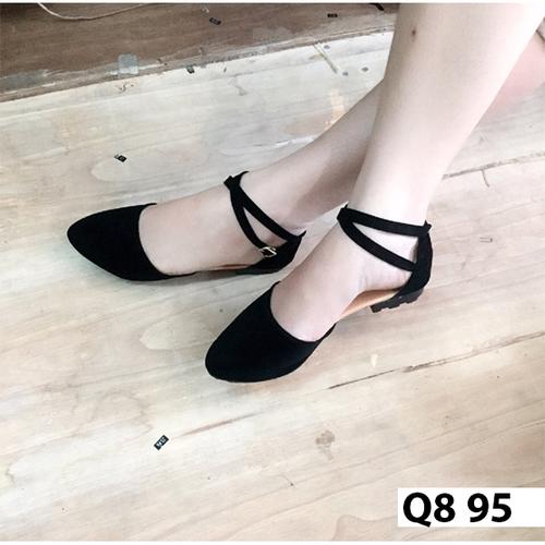 Giày Sandal Q8 95 Quai Chéo - Size từ 35 - 41 Max 25.5cm - 5446543 , 9118073 , 15_9118073 , 170000 , Giay-Sandal-Q8-95-Quai-Cheo-Size-tu-35-41-Max-25.5cm-15_9118073 , sendo.vn , Giày Sandal Q8 95 Quai Chéo - Size từ 35 - 41 Max 25.5cm