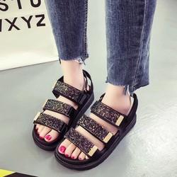 Giày sandal đế bệt nữ cực xinh