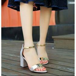 Giày cao gót, Sandal nữ Cao Gót Sang Chảnh