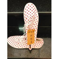 Giày bata Nữ Chấm bi