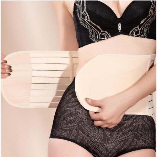 Worldmart đai giảm mỡ bụng hiệu quả sau sinh cho các mẹ free size