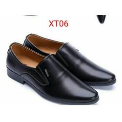 Giày tây nam thời trang phong cách lịch lãm GGS-PQ06