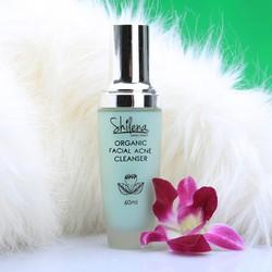 Sữa rửa mặt trị mụn Shilena làm sạch da hiệu quả hoàn toàn tự nhiên