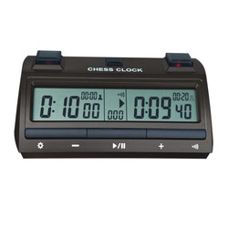 Đồng hồ thi đấu cờ PS 398 : 59 chế độ chỉnh thời gian