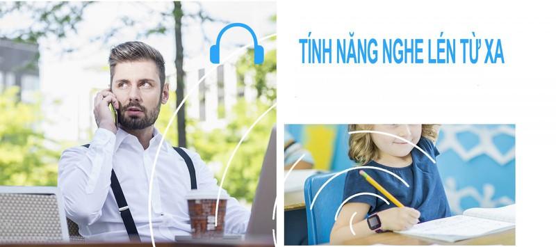 Đồng hồ thông minh định vị trẻ em GPS Tencent QQWacth C002 -Hồng tím 6
