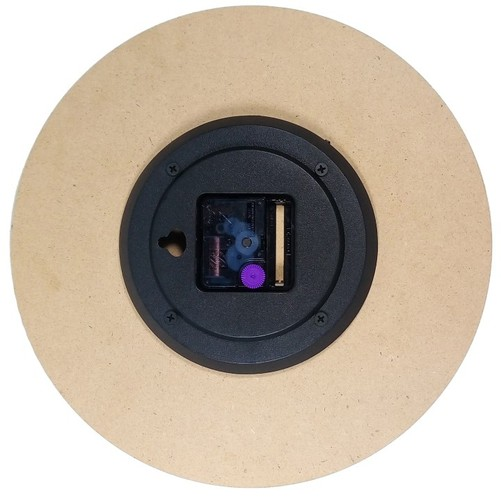 Đồng hồ treo tường phong cách cổ MS10 4