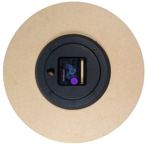Đồng hồ treo tường phong cách cổ MS33 4