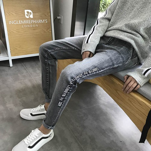 quần jean nam OBBYB Mã: ND1051