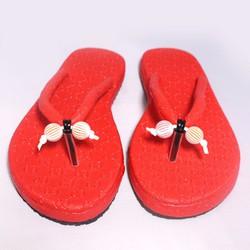 Giày dép nữ quai kẹp đế đúc Latoma TA008