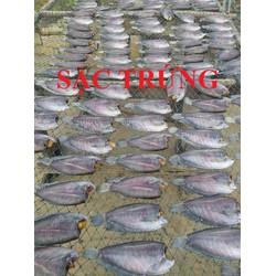 Đặc sản khô cá sặc