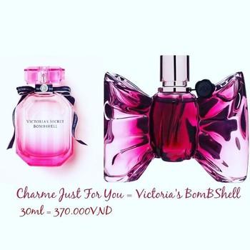 Kết quả hình ảnh cho nước hoa charme just for you