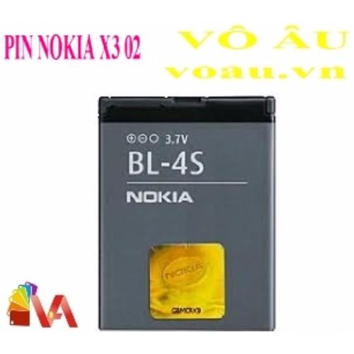 PIN NOKIA X3 02 BL-4S - 5447655 , 9121266 , 15_9121266 , 70000 , PIN-NOKIA-X3-02-BL-4S-15_9121266 , sendo.vn , PIN NOKIA X3 02 BL-4S