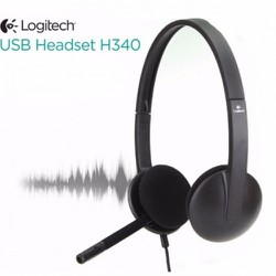 Head Phone LOGITECH H340 - CÓ MIC