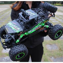 Siêu xe mô hình điều khiển từ xa kích thước lớn - Xanh lá