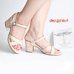 giày sandal cao gót big size thời trang