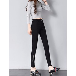 Quần jeans nữ co giãn