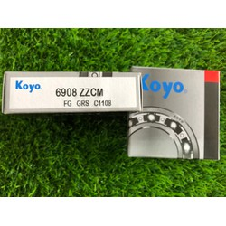Bạc đạn vòng bi KOYO 6908