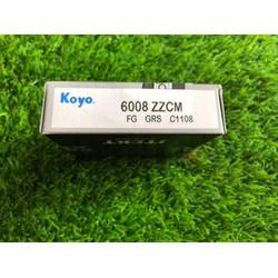 Bạc đạn vòng bi KOYO 6008