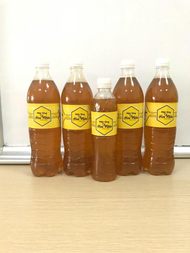 Mật ong hoa nhãn nguyên chất 500ml - Đặc sản tại Hưng Yên 3