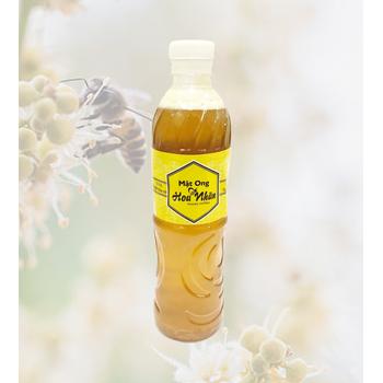 Mật ong hoa nhãn nguyên chất 500ml - Đặc sản tại Hưng Yên