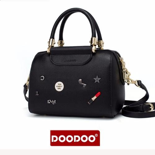 Túi xách tay nữ chính hãng DooDoo Sendo thời trang công sở,  túi xách tay nữ cao cấp, túi xách tay nữ lata, túi xách tay nữ đẹp, túi xách tay nữ giá rẻ, túi đeo chéo nữ xách tay, Túi xách tay nữ hàng  - 5450774 , 9127662 , 15_9127662 , 980000 , Tui-xach-tay-nu-chinh-hang-DooDoo-Sendo-thoi-trang-cong-so-tui-xach-tay-nu-cao-cap-tui-xach-tay-nu-lata-tui-xach-tay-nu-dep-tui-xach-tay-nu-gia-re-tui-deo-cheo-nu-xach-tay-Tui-xach-tay-nu-hang-hieu-giam-gia-f