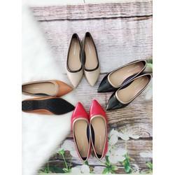 Giày búp bê cực mềm, đế chống trượt