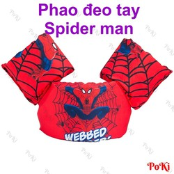 Phao bơi trẻ em từ 2-8 tuổi SPIDER, Phao đeo tay tiêu chuẩn EU - POKI