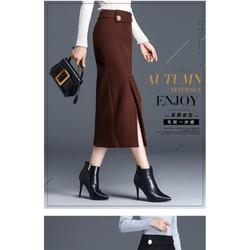 Chân váy form dài fashion