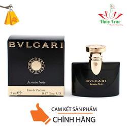 Nước hoa nữ BVLGARI Jasmin Noir Eau De Parfum 5ml