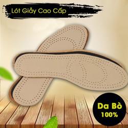 Lót Giày Nam - Da Bò Cao Cấp