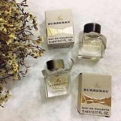 Nước hoa nữ chính hãng My -Burberry 5ml