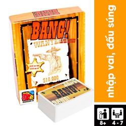 Trò Chơi Board Game bài Bang Bản Việt Hoá